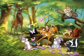 bambi-and-friends